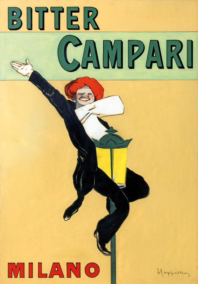 Leonetto Cappiello Campari Arts