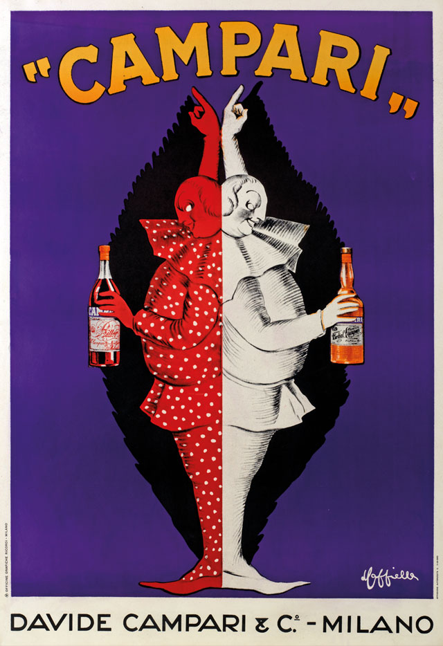 Leonetto Cappiello Campari Art Works