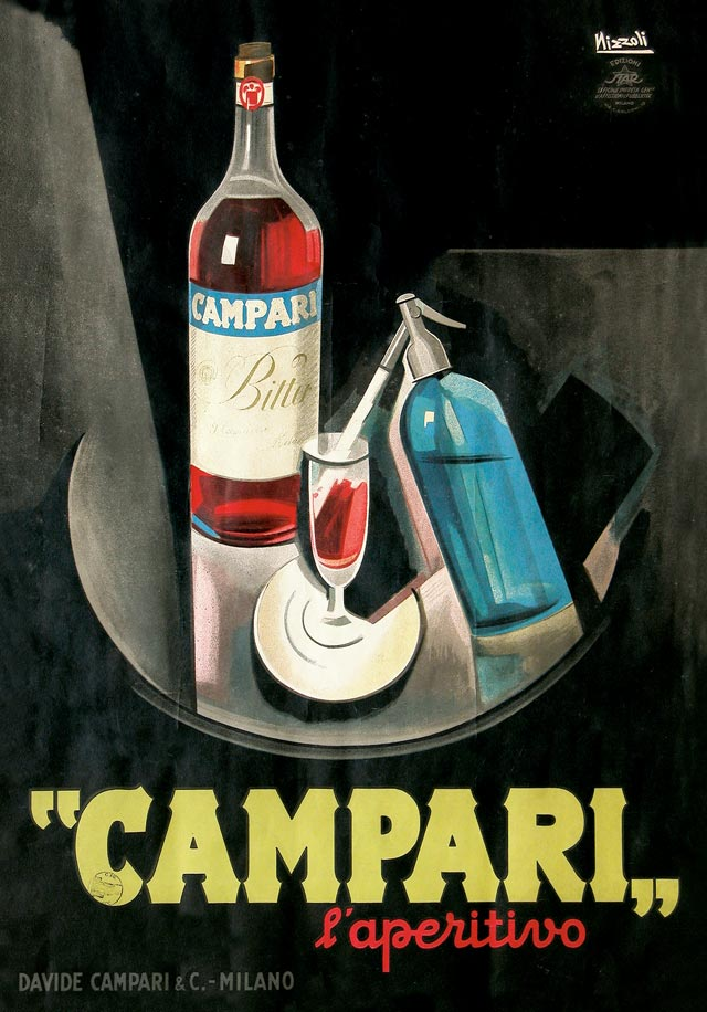 Mizzoli Campari Art Works