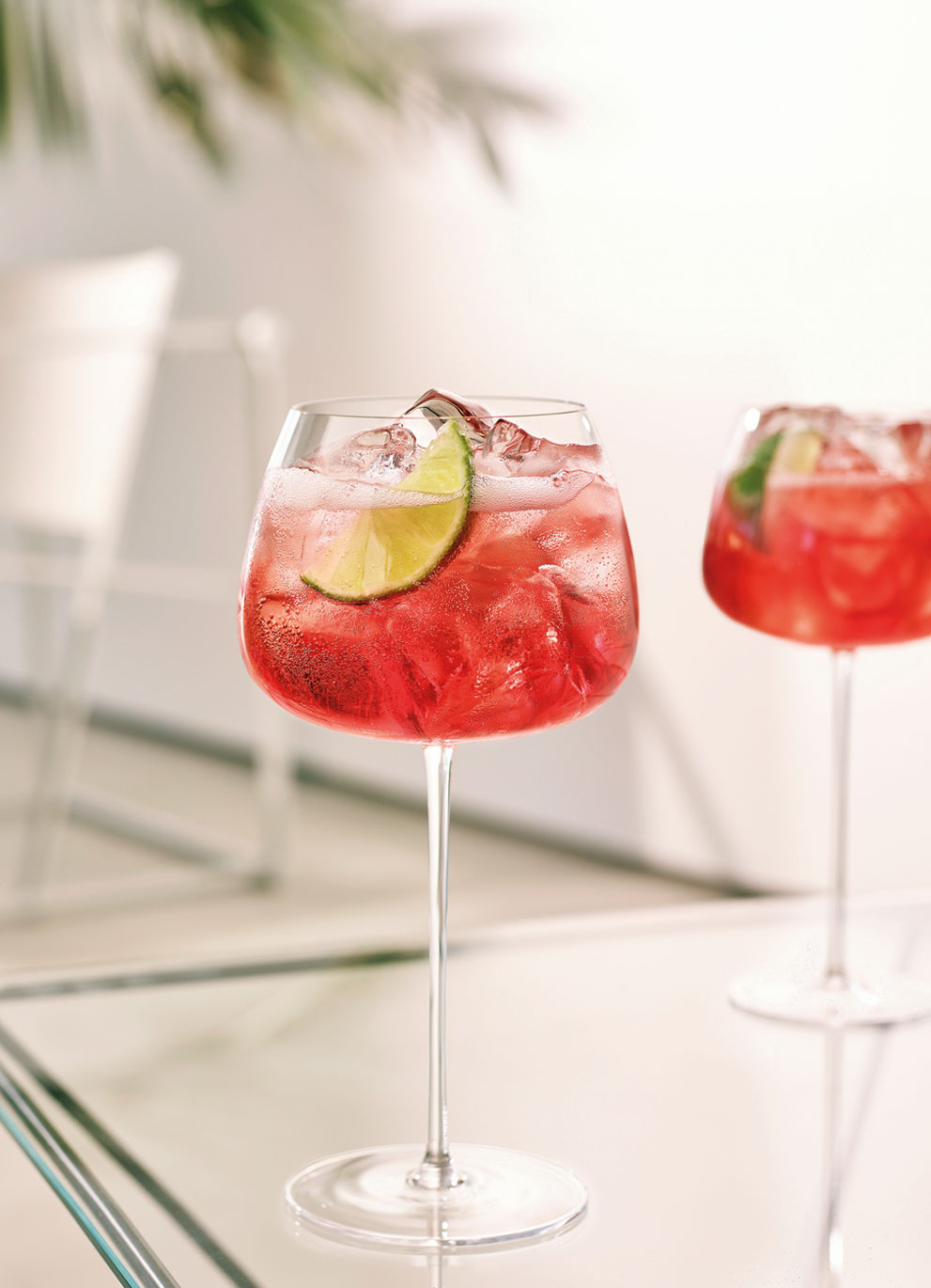 La Vita Campari Gin and Tonic